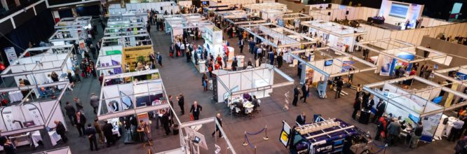Public sector procurement events bringing buyers and suppliers together